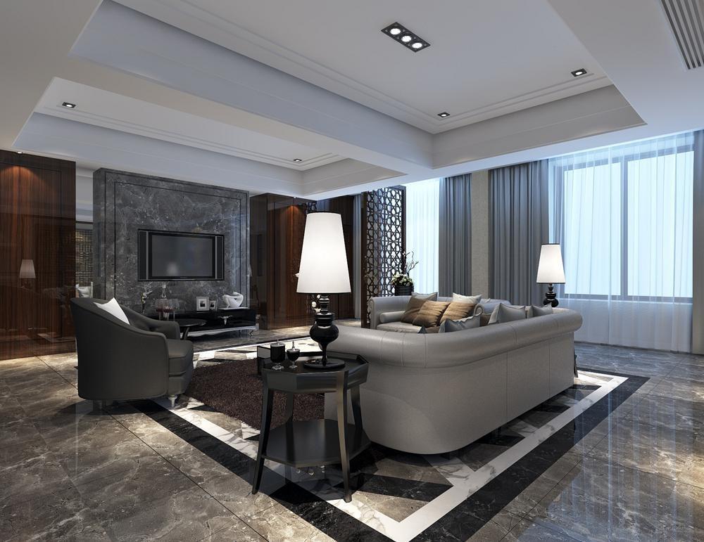 客廳風水不可小覷 客廳茶幾也有風水-裝修效果圖,裝修
